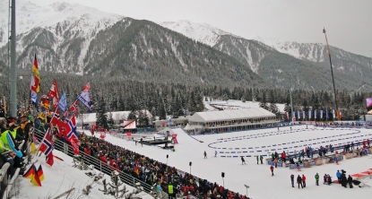 biathlon Anterselva