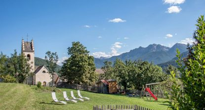 Family holiday on-the-farm South Tyrol