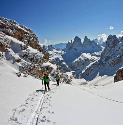 escursioni sciistiche valle pusteria