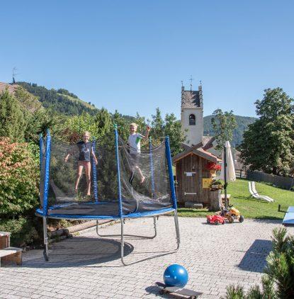 Playground at the farm